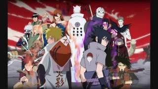 Naruto Shippuden - long Kiss goodbye