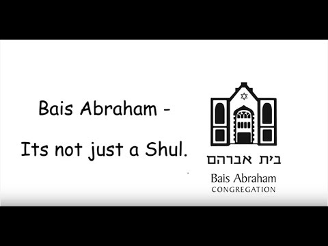 Don't donate to a shul