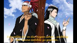 Byakuya Kuchiki und Renji Abarai - Sen no Yoru wo Koete [ German Fansub ]
