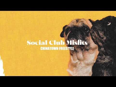Social Club Misfits - Chinatown Freestyle (Audio) Mp3