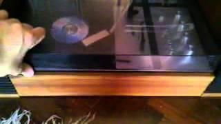 Giradischi lesaphon sc 907 con musiche dei pooh