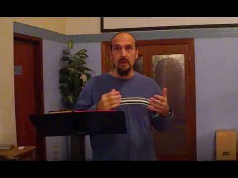 Tuesday Night Bible Study   Sharing the Besorah (The Good News) in These Last Days   12/8/20
