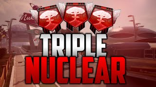 bo2 triple nuclear   29 000  score nuketown 2025 ctf spawn trap