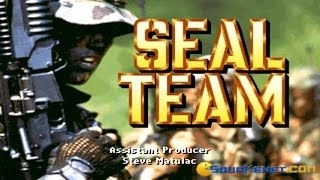 Seal Team gameplay (PC Game, 1993)