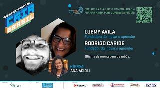 Montagem Robôs - Simulador - Festival Cria Brasil