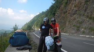 Riding Across North India - 4000 km Motorcycle Adventure - Himalayas to Kolkata