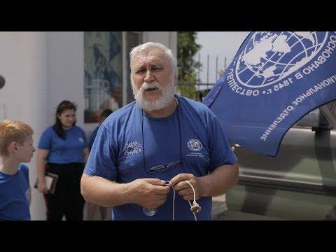 Познавай мир в пути! Встреча с командой проекта «Жемчужина России» в ВДЦ «Смена»