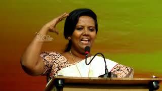 Parveen Sultana Speech at Manushya Puthiran books release