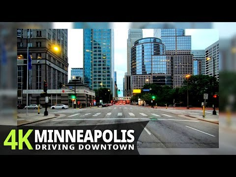 Minneapolis 4K60fps -