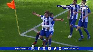 Formação: Sub-17 - FC Porto-Sp. Braga, 4-1 (CNJB, 2.ª fase, 2.ª j, 16/12/18)