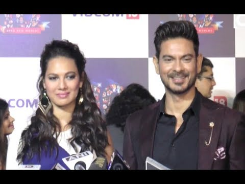 Rochelle Rao And Keith Sequira Latest Interview At Viacom 18 10th Anniversary Celebration