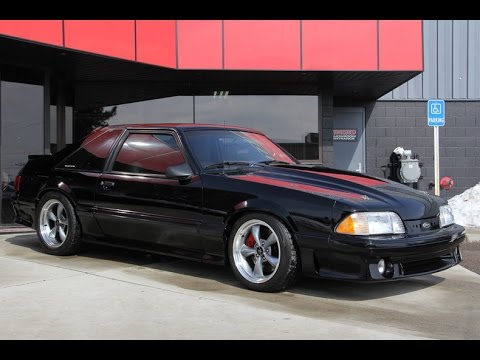 1987 ford mustang fox body for sale youtube. Black Bedroom Furniture Sets. Home Design Ideas