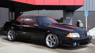 1987 Ford Mustang Fox Body For Sale