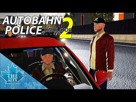 Autobahn Police Simulator 2 #4 - Welcome to the Twilight Zone - ENGLISH