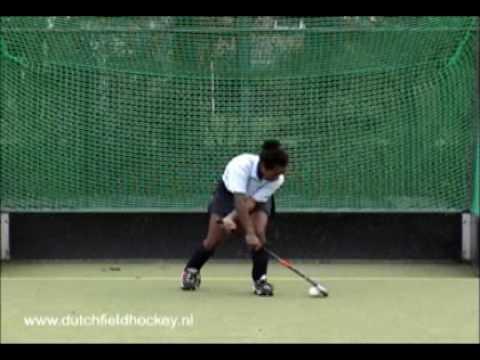 Field Hockey Tricks: Clock