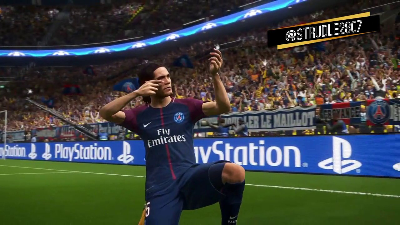 PES World Goal of the Month October 2017 final 4 contenders