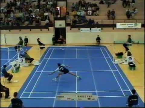 2003 Toulouse Open Nikhil Kanetkar vs Andrew & Nikhil Kanetkar vs Andreas 01