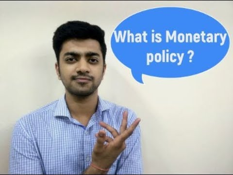 Monetary Policy 2019 - Effect On Stock Market !