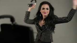 Tengku Dewi Photoshoot - Behind Scene Part 3 With Lebel 8 Studio