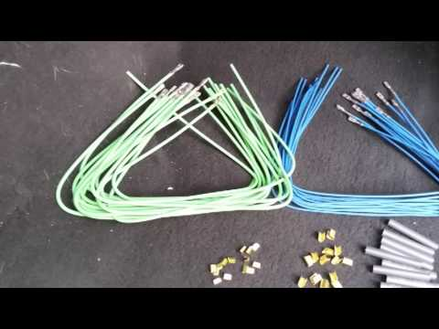 1999 2004 jeep grand cherokee wj door wiring repair Jeep Wiring Harness Behind Brake Pedal