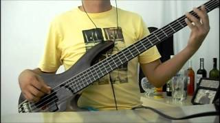 Theatre of Tragedy -Siren- bass cover