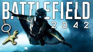 Battlefield 2042 Multiplayer Gameplay Details!