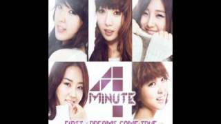 [DOWNLOAD] 4Minute - First [FULL HD AUDIO]