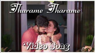 Kadaram Kondan | Thaarame Thaarame 1080p HD Video | Tharame Tharame Lyric Song | Sid Sriram | Vikram