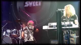 Sweet - Love is like oxygen (Live SRF 2013)