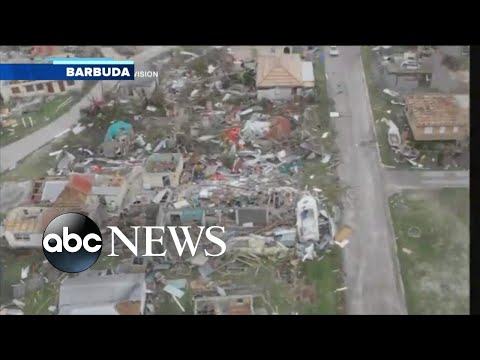 Death toll expected to rise after Hurricane Irma slams Caribbean