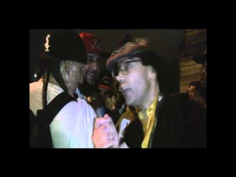 NARDWUAR GETS TOO COMFORTABLE WITH THE MIC