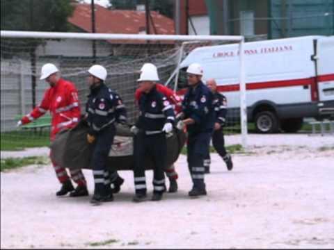 Prova di maxi emergenza saronno 2 youtube for Prova dello specchio polizia youtube