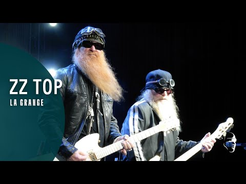 ZZ Top  La Grange From Double Down