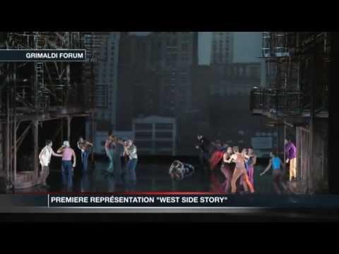 West Side Story - le gang style des années 50 débarque à Monaco