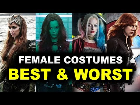 Mera First Look - MCU vs DCEU Costumes Review!