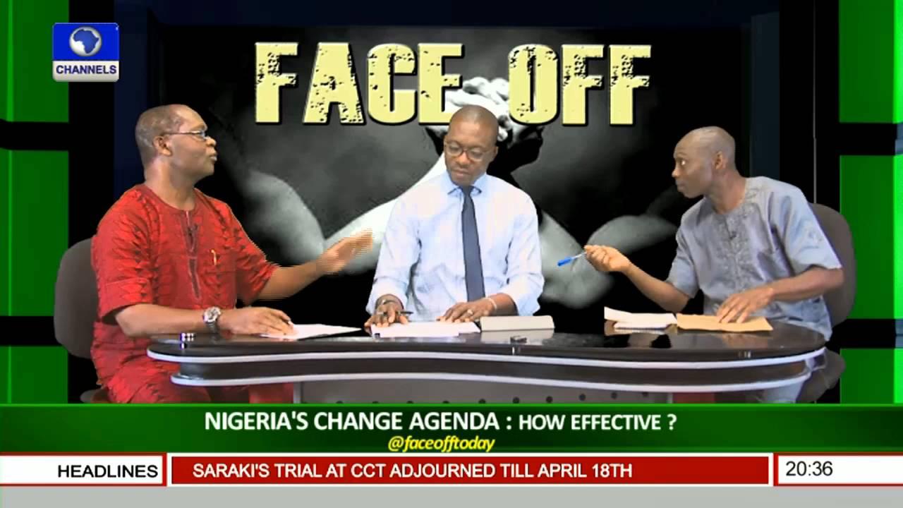 Face Off: How Effective Is Nigeria's Change Agenda? Pt.2