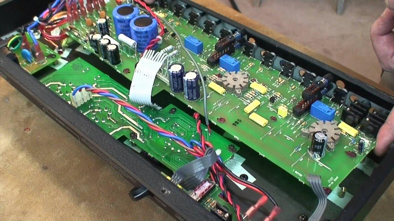 Peavey Valveking 112: Input Jack Repair on