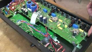 Peavey Valveking 112: Input Jack Repair
