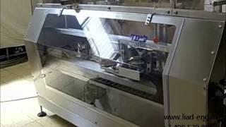 Автоматический формирователь гофрокороба CE 22S(http://www.liad-eng.ru/ Компания LIAD ENGINEERING, Израиль, занимает лидирующие позиции среди разработчиков и производителей..., 2012-12-25T11:24:26.000Z)
