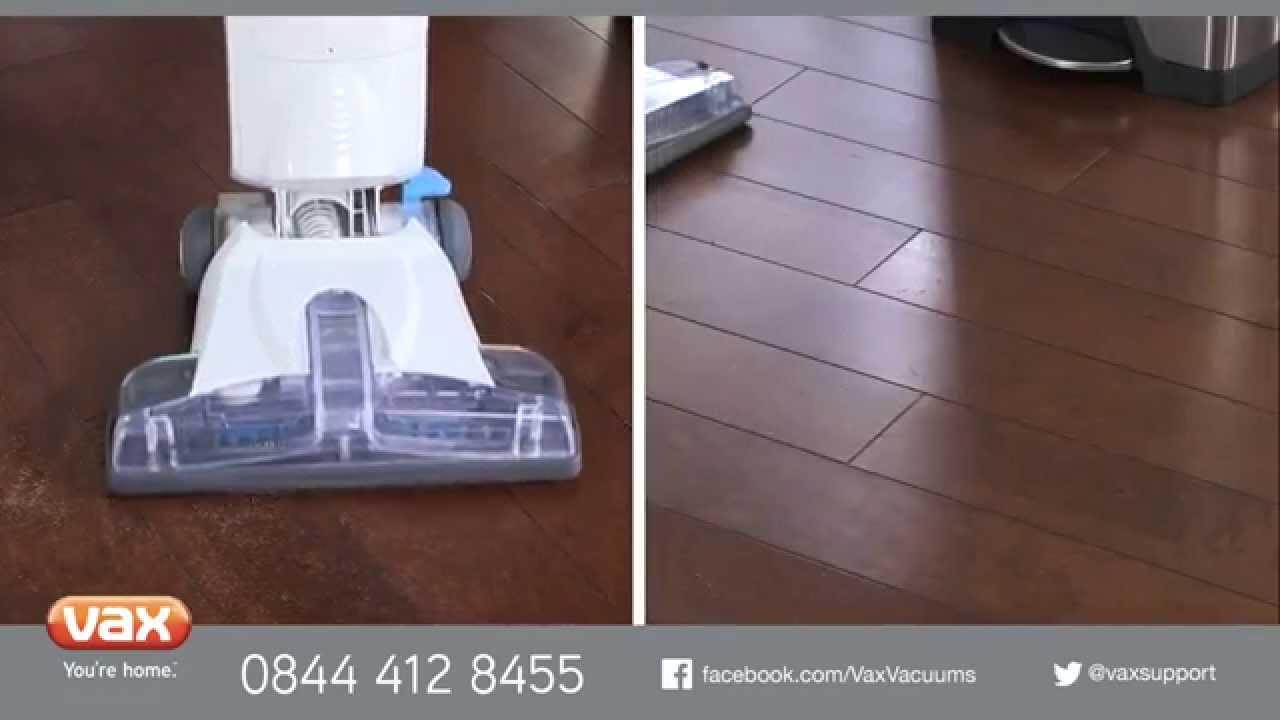 Introducing Vax Floormate Trio Hard Floor Cleaner Youtube