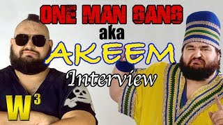 Brian Interviews Akeem/One Man Gang   Wrestling With Wregret