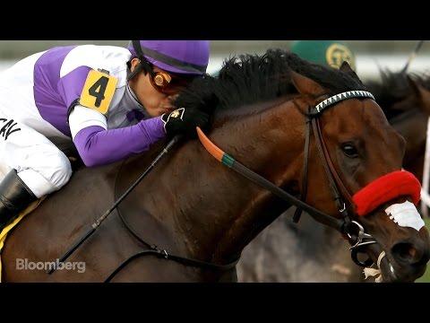 Meet the $100M Superhorse Powering the Kentucky Derby