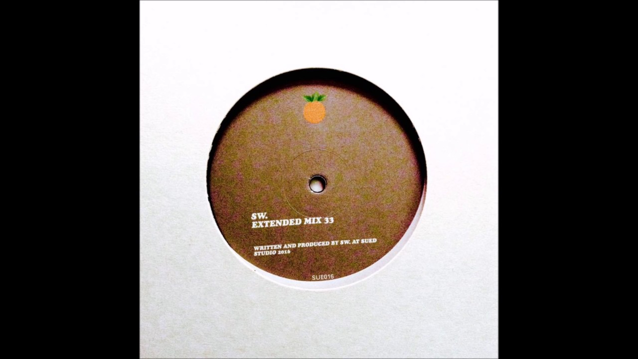 sw extended mix sue016 youtube