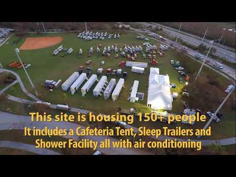 FKEC Upper Keys Restoration Base Camp