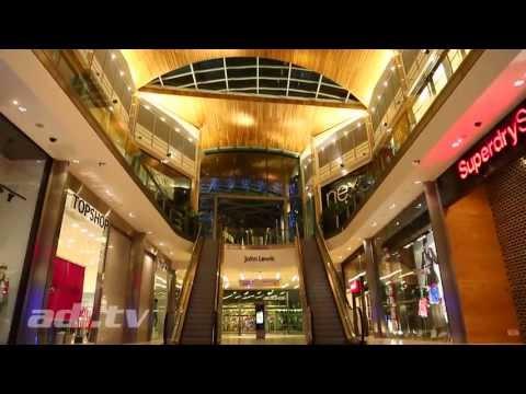 Leicester Highcross Shopping Centre LED Screen Installation