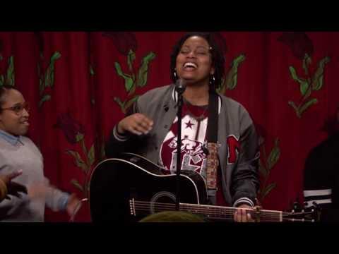 Musical Guest: Kenya Foster
