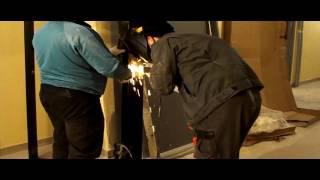 видео Усиление дверей. Усиление ригеля