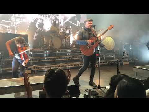 Rend Collective 'I Will Be Undignified' - Live at Shepherds Bush London