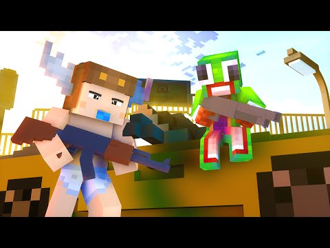Minecraft Daycare - THE PURGE !?