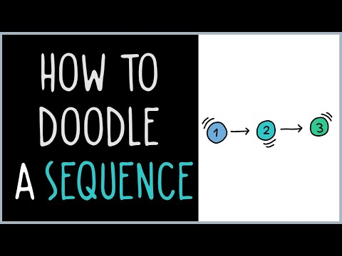 How to Draw a Sequence (drawing tips)